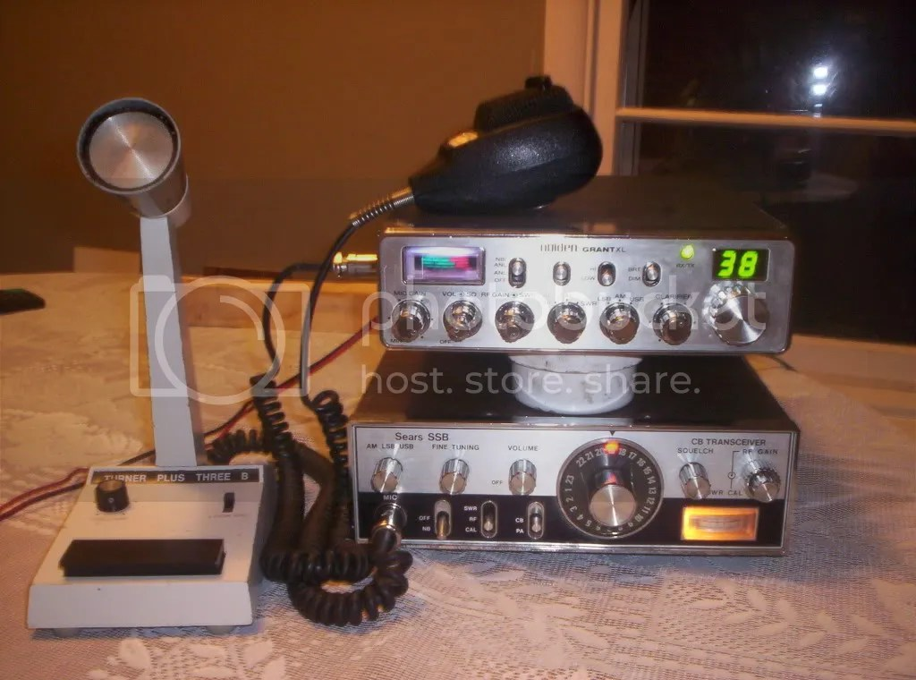 Ham Radio Microphone Wiring