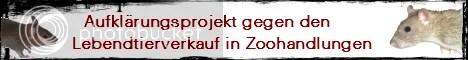 Gegen Zooladenkäufe