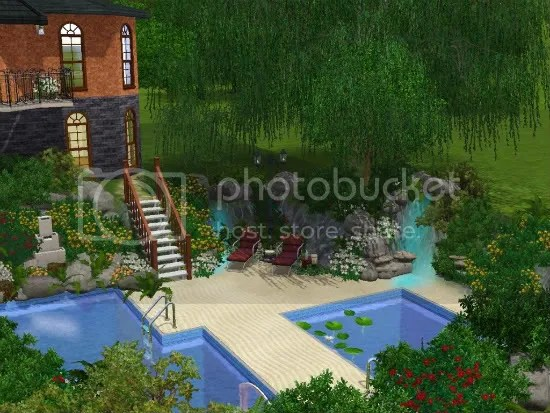 Em's Designs Hill Pond Retreat Pg6 — The Sims Forums