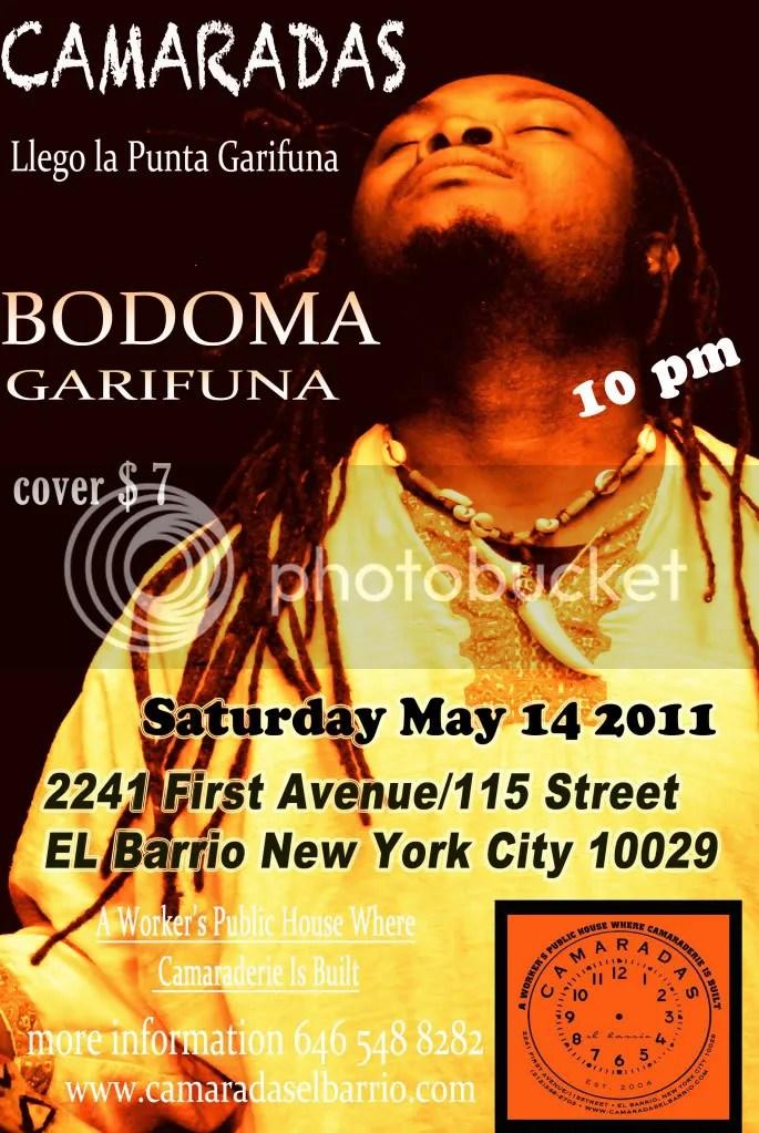 bodoma may 14 2011