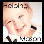 Helping Mason