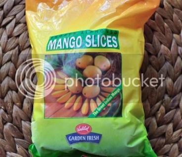 Frozen Alphonso Mangoes