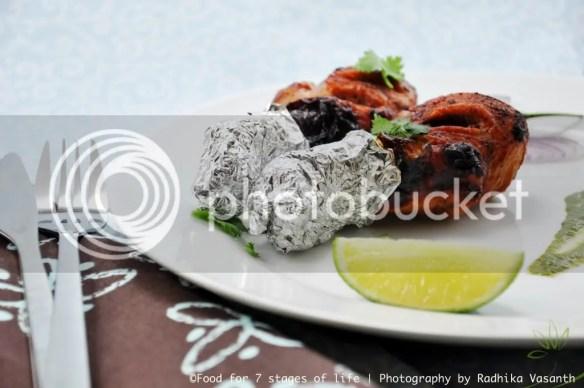 Ultimate Tandoori Chicken