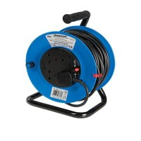 240V Site Extension Cable Reel 4 Gang 25mtr 13Amp ...