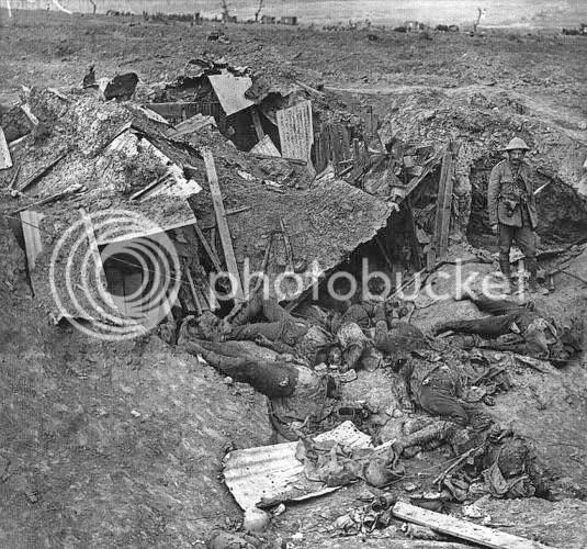 WW1 dead