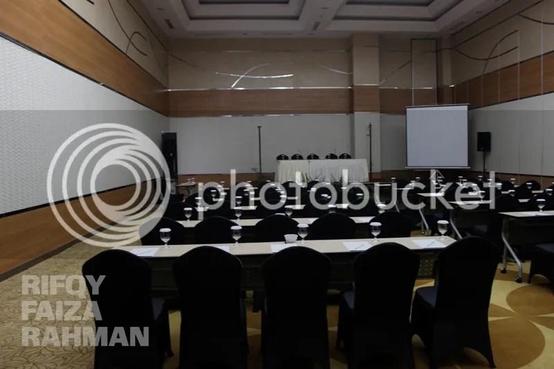 Salah satu meeting room