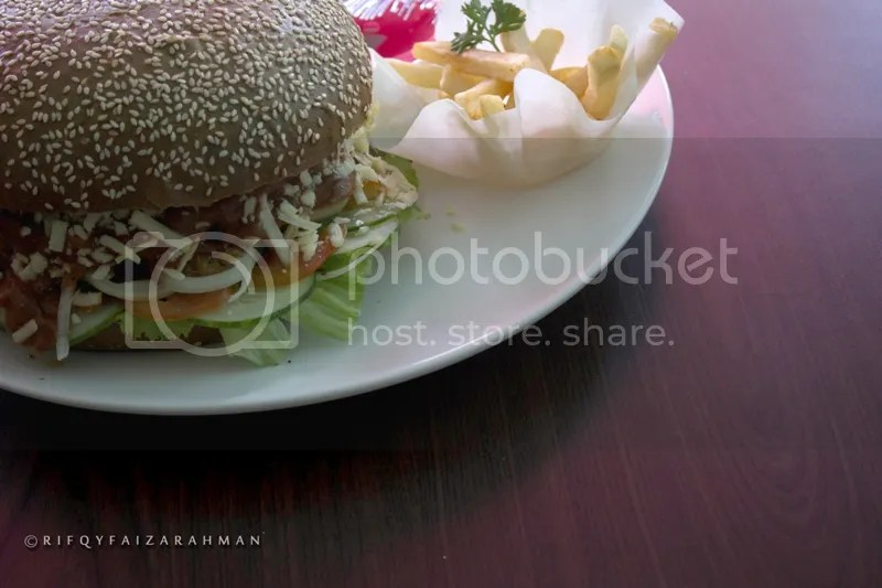 Black Burger Go-Song