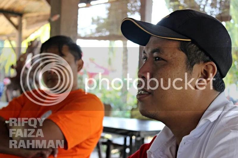 Mas Fajar, owner The PIKAS