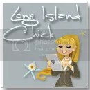 Long Island Chick, blog button