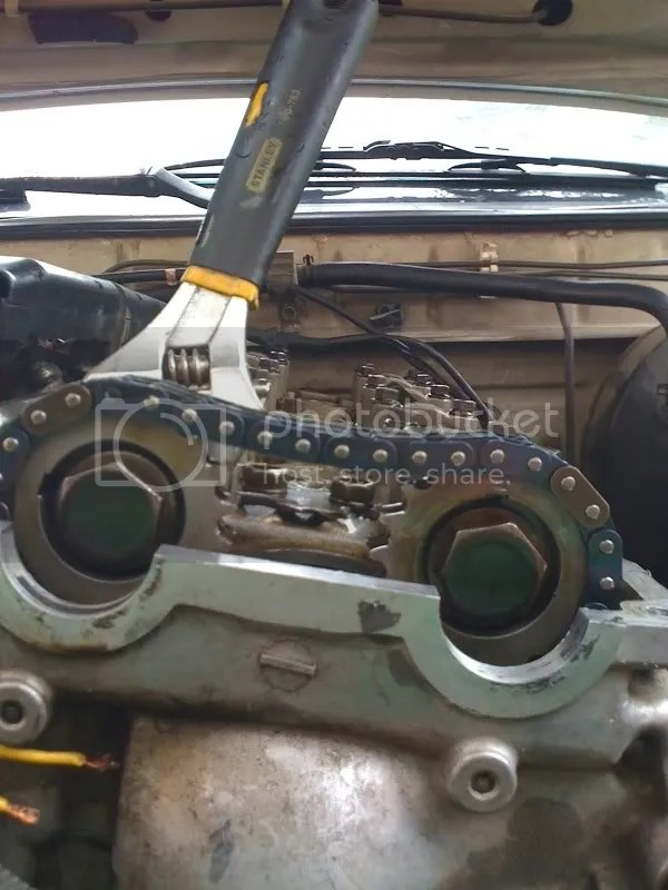 03 Nissan Altima 25 Timing Chain