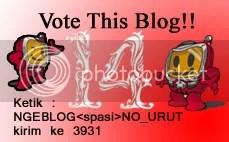 Contoh Vote Campaign