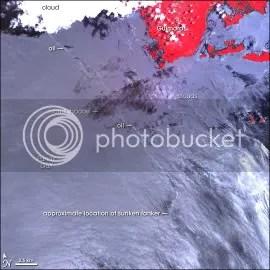 NASA guimaras spill