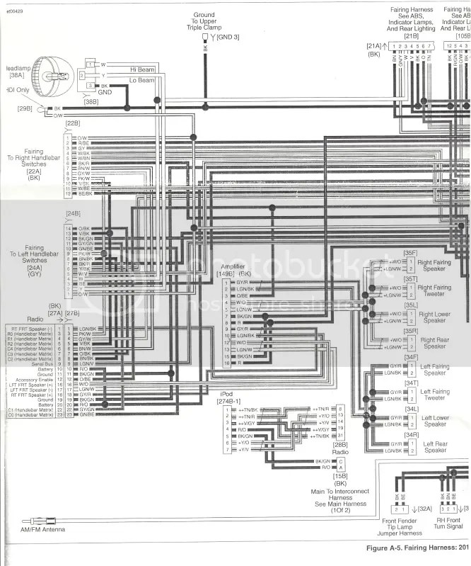 Harley Wiring Diagram - All Diagram Schematics on