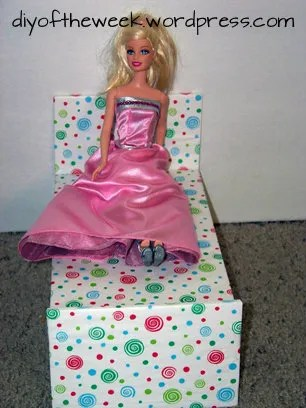 diy barbie bed