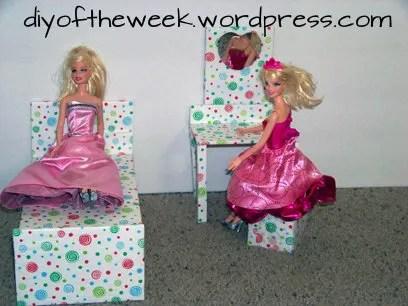 diy barbie bedroom set