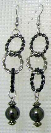 new hoop earring