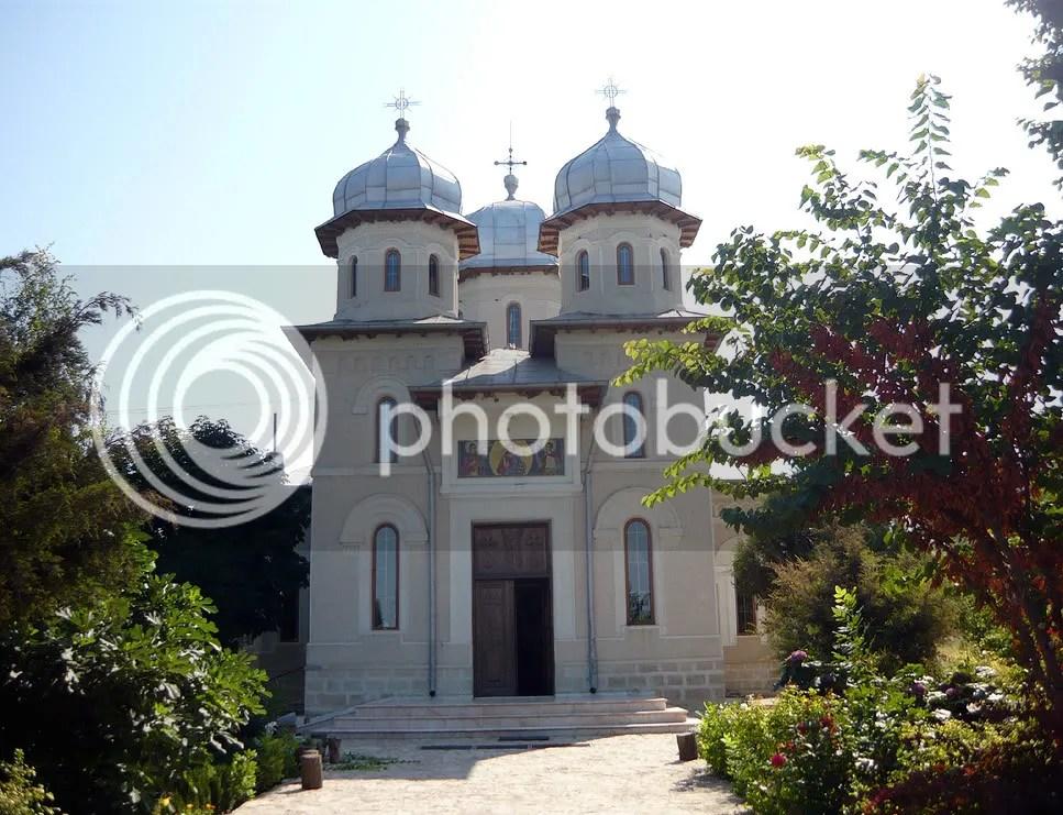 Biserica Manastirii Dervent