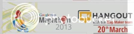 Google Map Maker, Google Maps