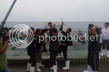 Aga Muhlach, Pinoy Explorer in GenSan Fishport