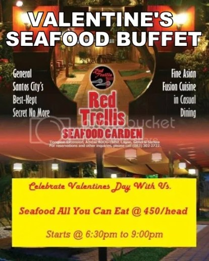 RED TRELLIS SEAFOOD BUFFET