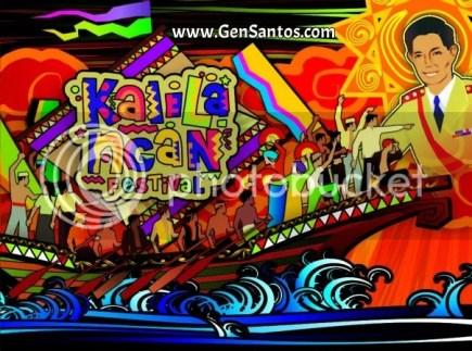 kalilangan festival poster