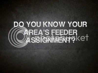 feeder assignment