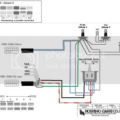 Ibanez Rg 320 Dx Wiring Diagram Bridging 4 Channel Amp Series Parallel Switch Complete Forum Single Conductor Headaches