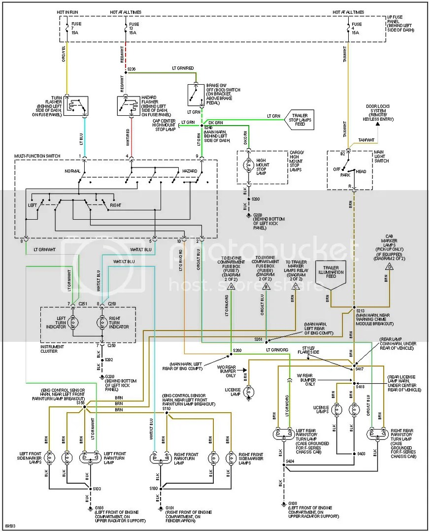 hight resolution of 97 ford f 350 pcm wiring diagram