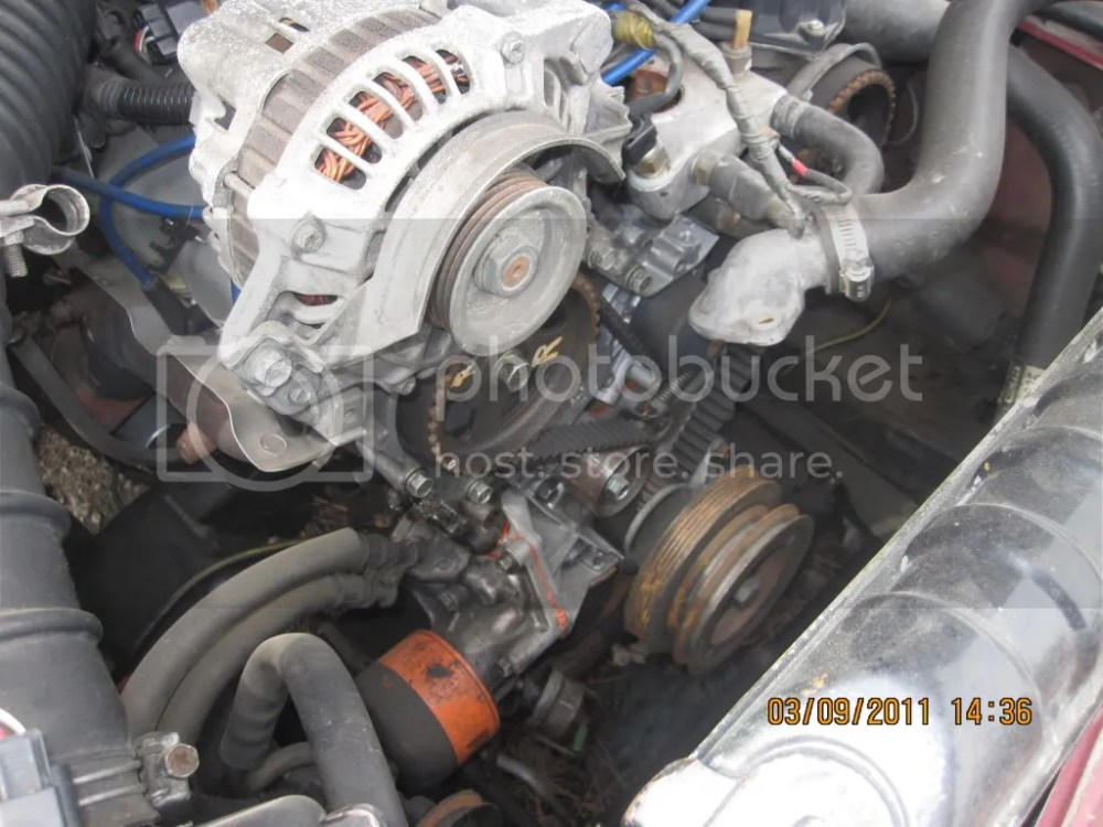 medium resolution of  new head gasket and front seals new timing belt engine was in the process on being put together but never finished have all parts 1993 nissan maxima