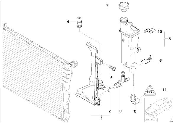 [E46 M47 an01] ventilateur du radiateur se declanche