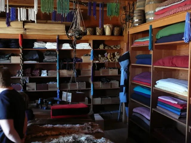 Image result for indian trade shop fort vancouver