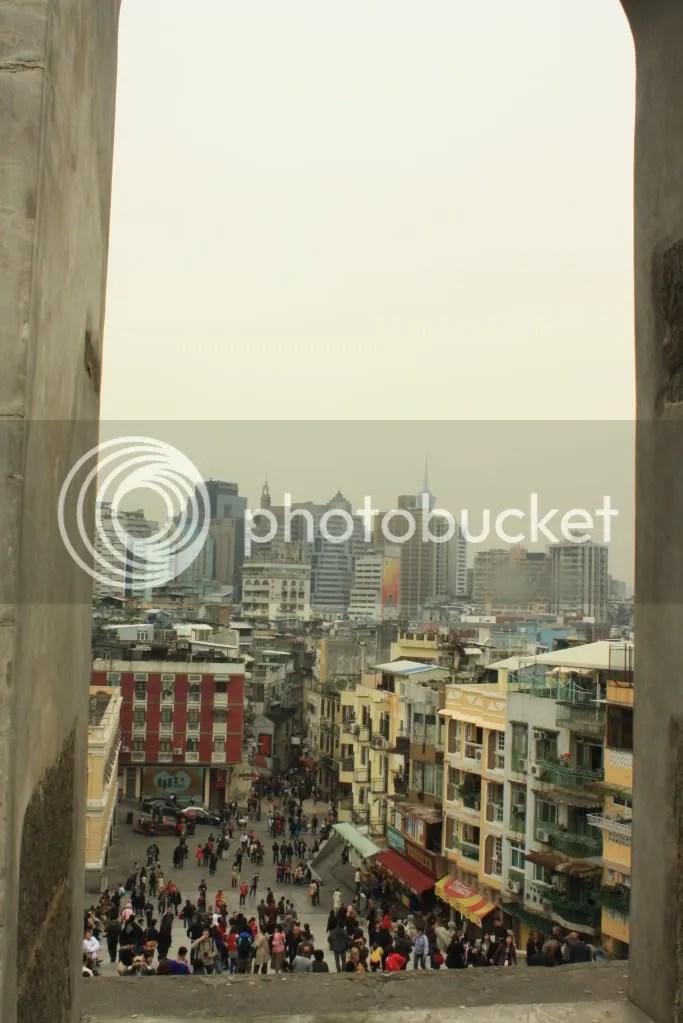 足跡。。。: 千元游香港澳門(4.8 不過錯過的大山巴)