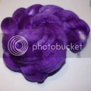 SparkLynne Violet Fibre