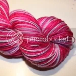 SparkLynne 4ply - Sweet Pea