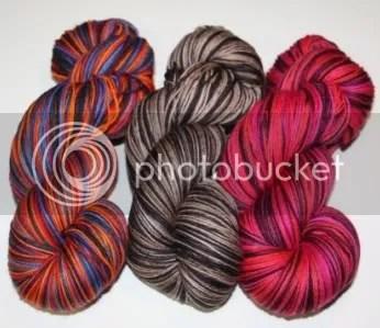 4ply sock yarn