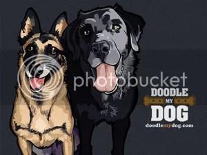 2 dogs desktop