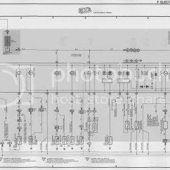 1996 Toyota 4runner Wiring Diagram Marquis Spa Parts 1kz Te Ecu