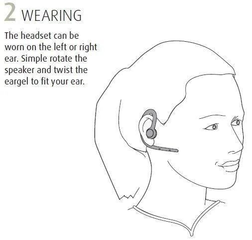 Bluetooth Headset Headphone On-Ear Earphone For Samsung