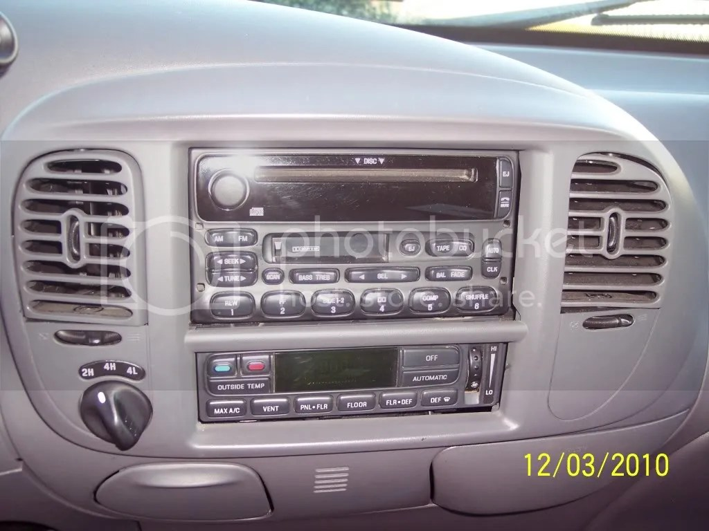 2003 ford f150 radio wiring diagram 2004 buick lesabre belt quothow to quot install double din unit in f150online