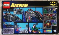 Lego Batman set 7787 The Bat-Tank: The Riddler and Bane's ...