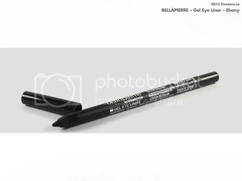 Bellápierre Gel Eye Liner in Ebony