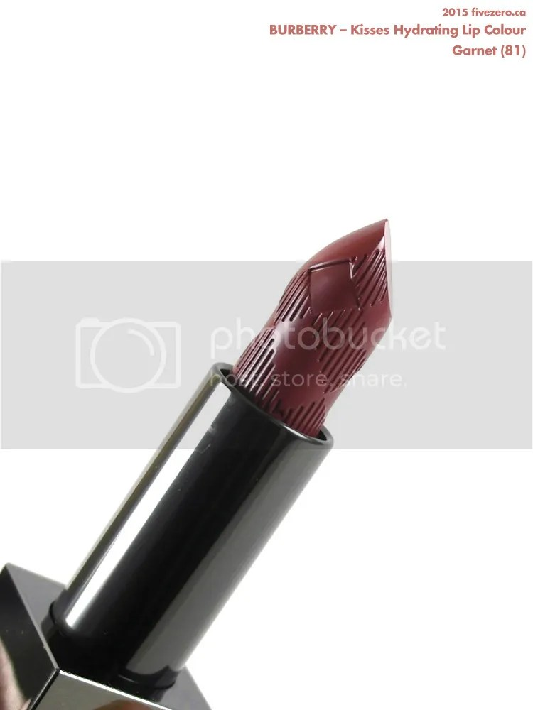 Burberry Kisses Hydrating Lip Colour in Garnet