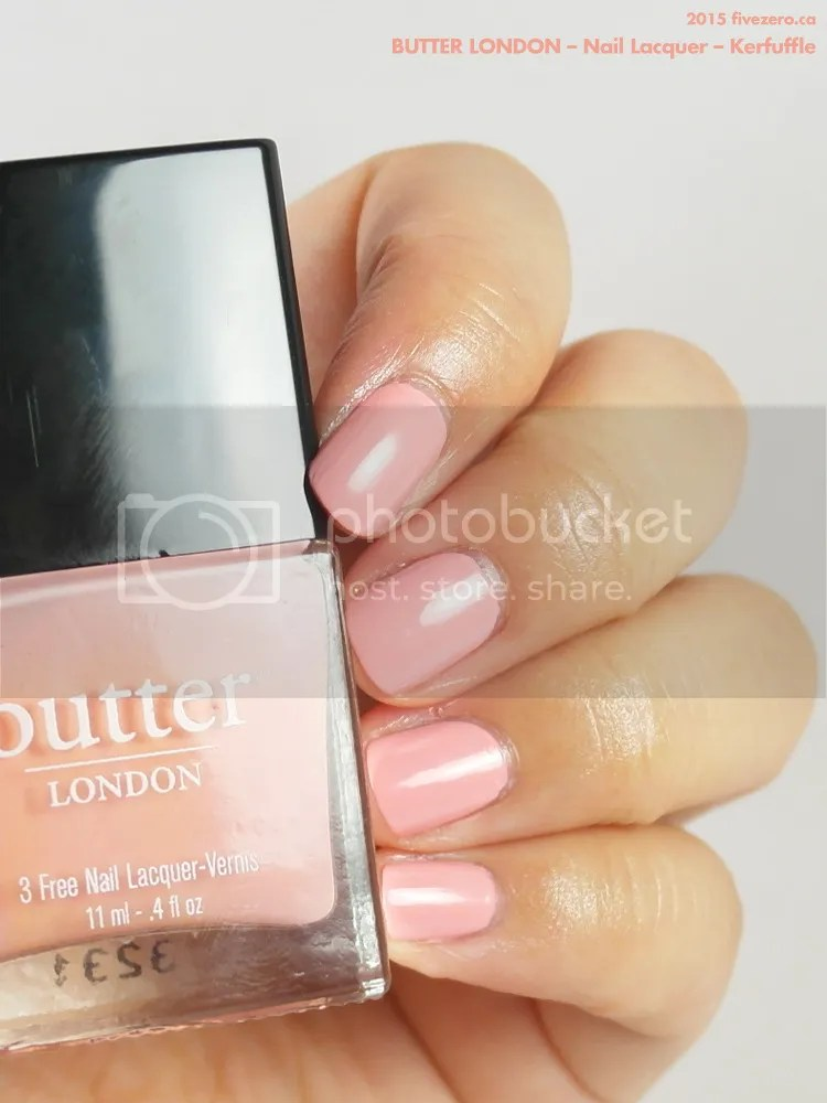 Butter LONDON Nail Lacquer in Kerfuffle, swatch