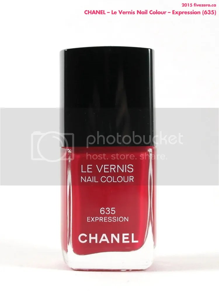 Chanel Le Vernis Nail Colour in Expression
