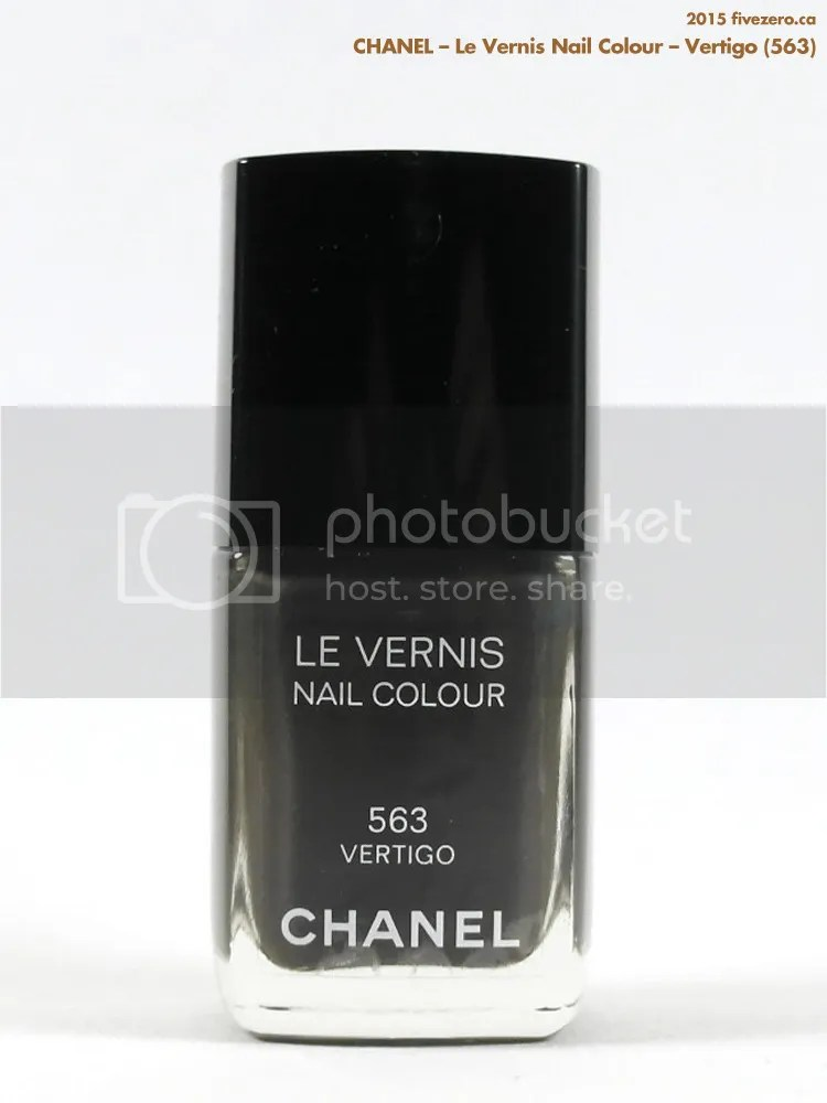 Chanel Le Vernis Nail Colour in Vertigo