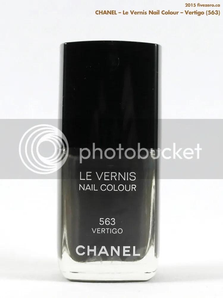 Chanel Le Vernis Nail Colour in Vertigo