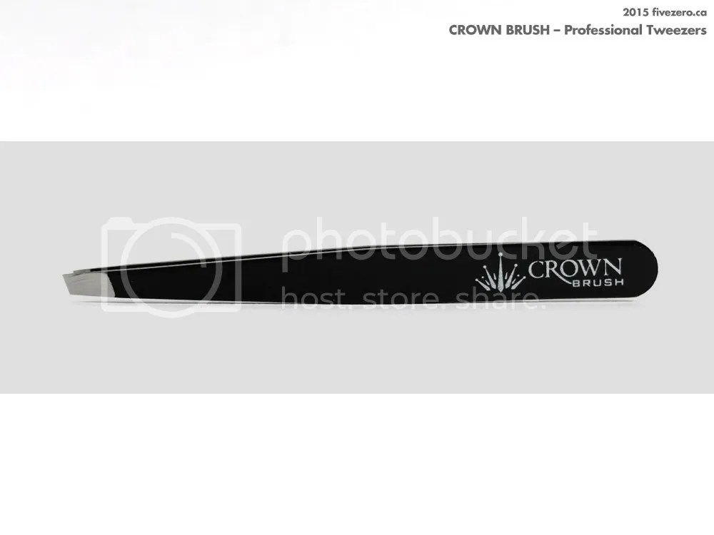 Crown Brush Professional Tweezers