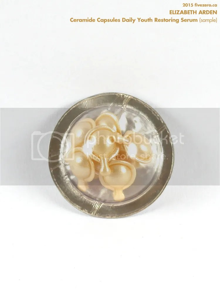 Elizabeth Arden Ceramide Capsules Daily Youth Restoring Serum (sample)