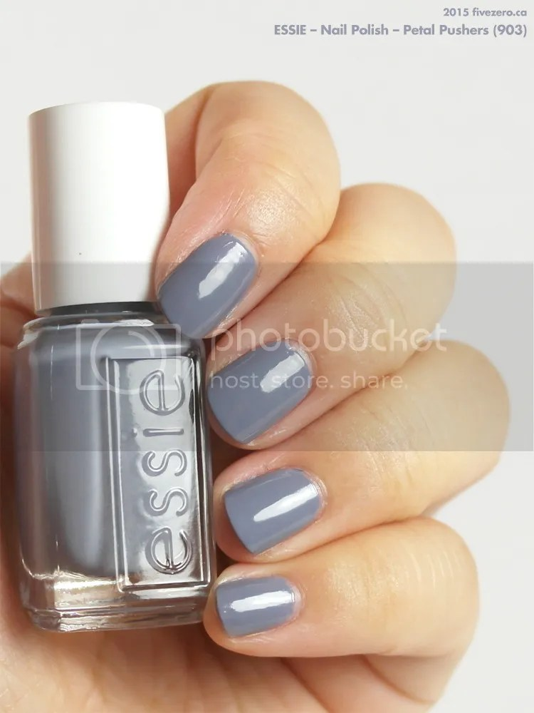 Essie Nail Polish in Petal Pushers, swatch