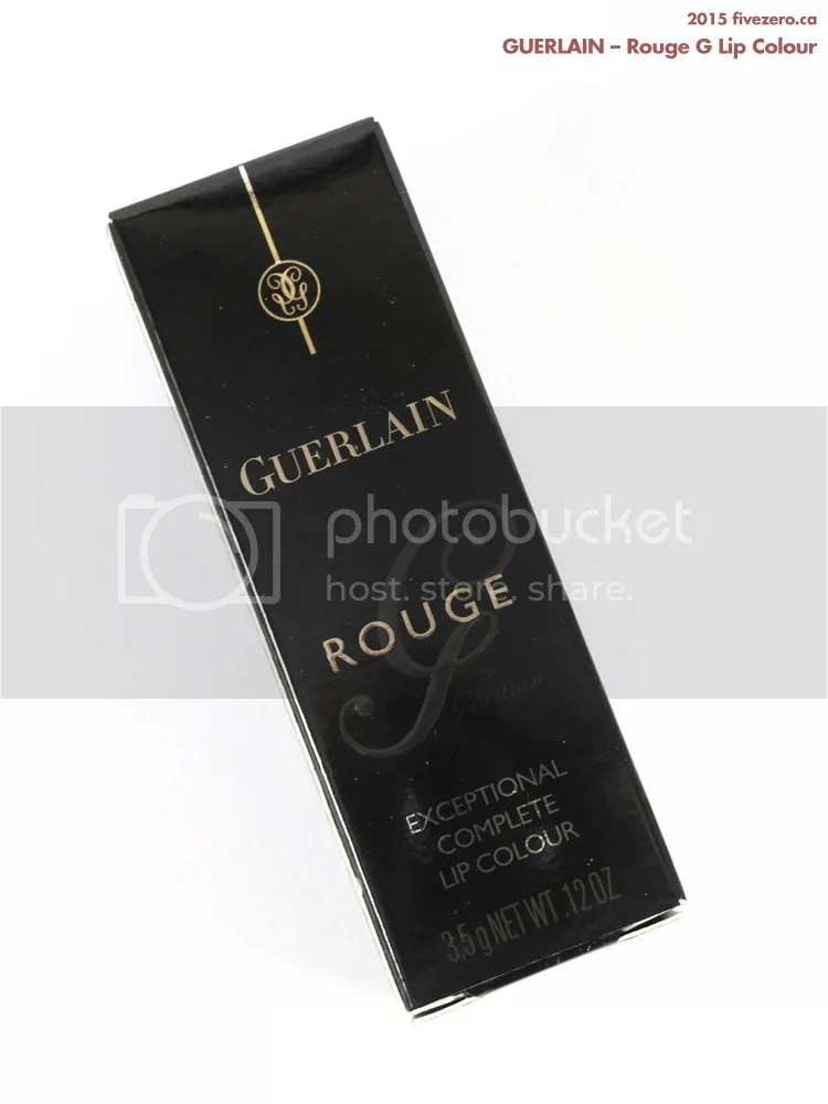 Guerlain Rouge G Lip Colour